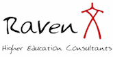 Raven Education Consultant Services – Best education consultant in Kuching, Sarawak, Malaysia. Logo